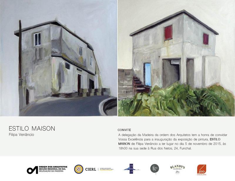 Convite – Estilo Maison