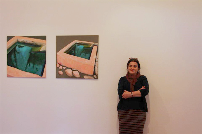 Filipa Venâncio - Lugar dos Prazeres - 2012